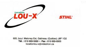 Location Lou-X