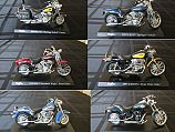 50 moto Harley-Davidson collection