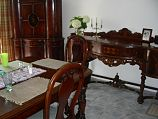 Gorgeous antique dining room set