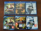 Jason Bourne Blu-Ray + DVD