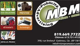 Publicité MBM Advertising inc.
